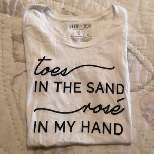 T and J designs t shirt